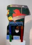 Eliáš Bohumil-GATE-50x12x96cm