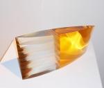Beránek Jan-BIG GOLD FISH-35x5x15cm