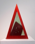 Eliáš Bohumil-RED TRIGON-30x7x49cm