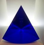 SatrapaPavel-BLUE BLACK HOLE-28x28x28cm